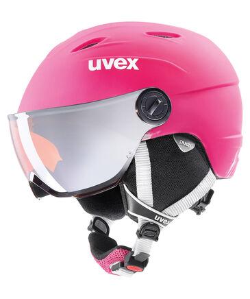 """Uvex - Kinder Skihelm """"junior visor pro"""""""