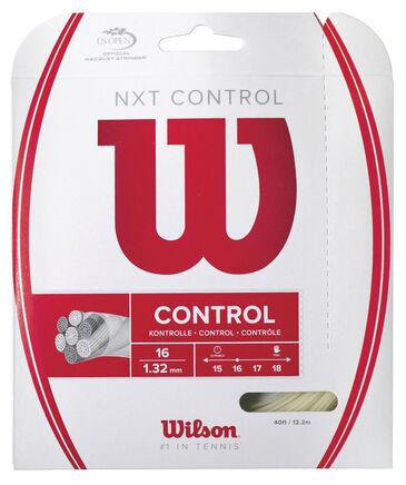 Wilson - Tennissaiten Nxt Control