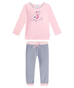 Mädchen Kleinkinder und Kinder Pyjama zweiteilig