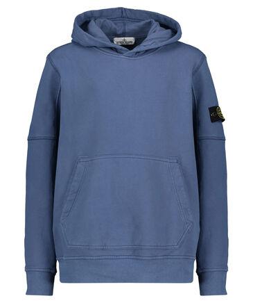 Stone Island Junior - Jungen Kapuzensweatshirt