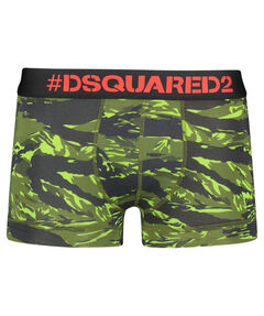 "Herren Boxershorts ""Military Green"""