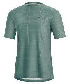 """Damen Trainingsshirt """"Brand Shirt"""" Kurzarm"""