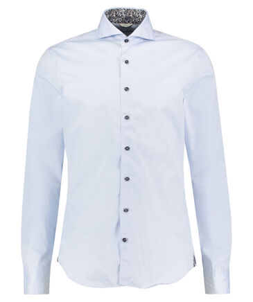 Stenströms - Herren Business-Hemd Slim Fit Langarm