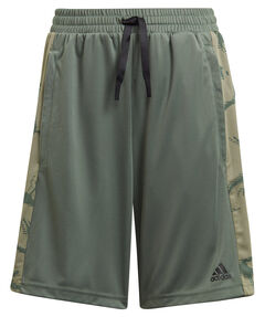"Jungen Trainingsshorts ""Designed to Move Camouflage Shorts"""