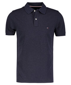 "Herren Poloshirt ""Heather"" Slim Fit Kurzarm"