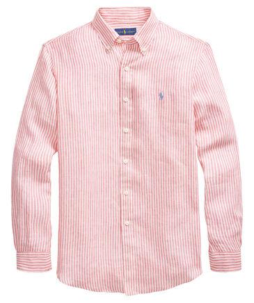 Polo Ralph Lauren - Herren Hemd Classic Fit Langarm