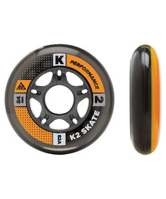 "Inliner Rollen Set ""84 mm / 80 mm Wheel HI-LO 8 Pack"""