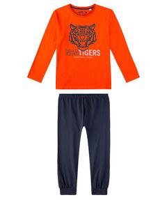 Jungen Kinder Pyjama zweiteilig