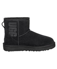 "Damen Boots ""Classic Mini Logo Rubber"""