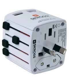 "USB-Ladegerät mit Adapterstecker ""World - USB"""
