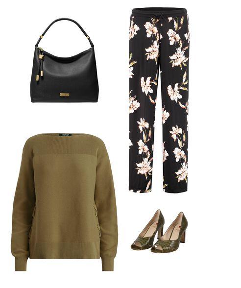 Outfit - Khaki Details