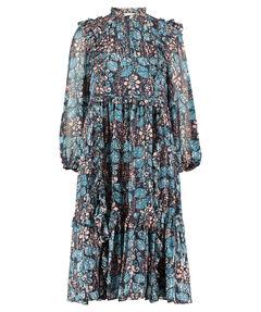 "Damen Midi-Kleid ""Seraphina"" Langarm"
