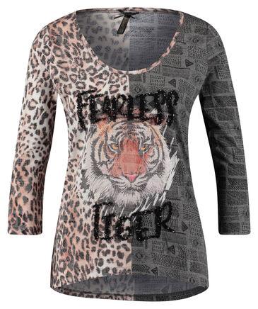 "Key Largo - Damen Shirt ""WLS Fearless"" 3/4-Arm"