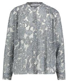 "Damen Bluse ""Elmy Shirt AOP 9695"" Langarm"