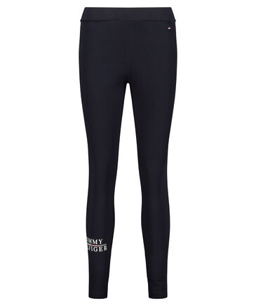 Tommy Hilfiger - Damen Leggings Slim Fit
