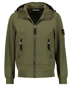 "Herren Blouson ""Light Soft Shell-R"" mit Kapuze"