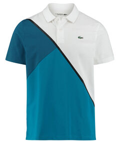 Herren Tennis-Poloshirt Regular Fit Kurzarm