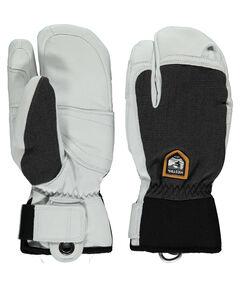 """Herren Ski Handschuhe """"Army Leather Patrol 3-Finger"""""""