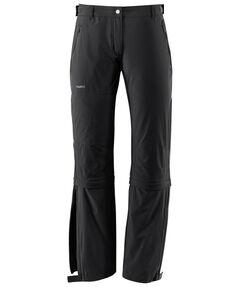 Damen Outdoorhose Wo Farley Stretch Capri T-Zip II