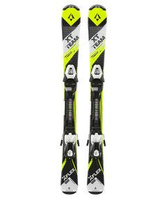 "Kinder Skier ""XT Team ET Jr."" inkl. Bindung ""ETC45/ETL75"""