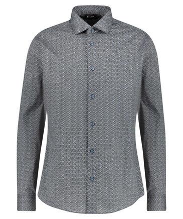Z Zegna - Herren Hemd Regular Fit Langarm