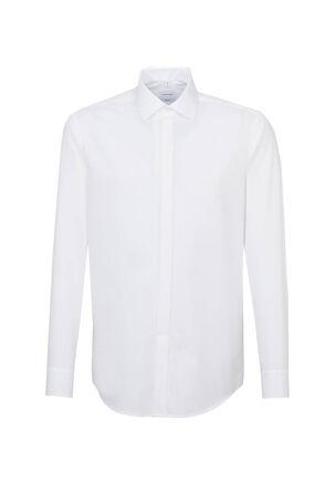 Seidensticker - Herren Hemd Modern Fit Langarm