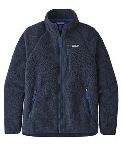 "Herren Fleecejacke ""Retro Pile Fleece"""