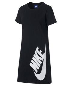 Mädchen Shirtkleid Kurzarm
