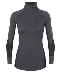 "Damen Funktionsunterhemd ""Bodyfitzone 260 Zone Long Sleeve Half Zip"""