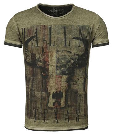 """Key Largo - Herren T-Shirt """"MT Cowboys"""" Kurzarm"""