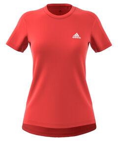"""Damen Trainingsshirt """"Designed To Move"""" Kurzarm"""