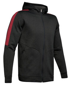 "Herren Sweatjacke ""Athlete Recovery Fleece Full Zip-BL"""
