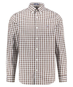 "Herren Hemd ""Heather Oxford"" Langarm"