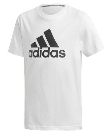 adidas Performance - Jungen Fitness-Shirt Kurzarm