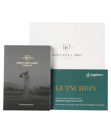engelhorn sports - Golf Fee Card engelhorn Sports 2019/20