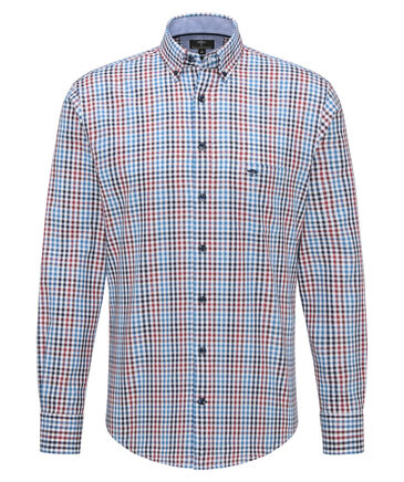 Fynch-Hatton - Herren Hemd Langarm Casual Fit