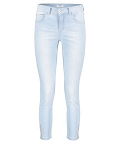 "Damen Jeans ""Ornella Chain"" Slim Fit 7/8-Länge"
