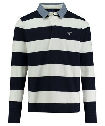 Gant - Herren Poloshirt Regular Fit Langarm