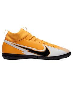 "Kinder Fußballschuhe ""Nike Jr. Mercurial Superfly 7 Academy IC"" Halle"