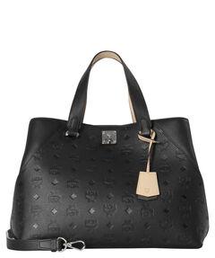 "Damen Henkeltasche ""Essential Monogrammed Leather Tote Large"""