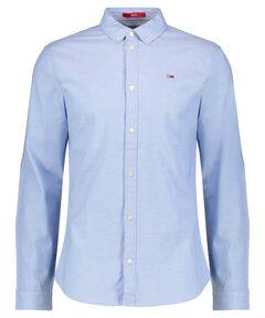 "Herren Hemd ""TJM Slim Stretch Oxford Shirt"" Slim Fit Langarm"
