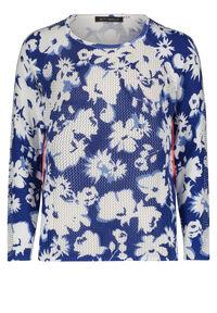 Damen Grobstrick-Pullover