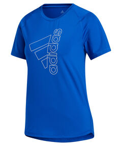 "Damen T-Shirt ""Tech Badge of Sports Tee"""