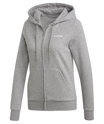 "adidas Performance - Damen Sweatjacke mit Kapuze ""Essentials Solid"""