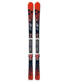 "Skier ""Progressor F18 AR + RS 11 PR"""