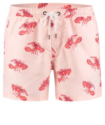 "RXBRY Trademark - Herren Badeshorts ""Lobster"""