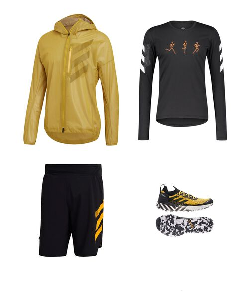 Outfit - Men Trail