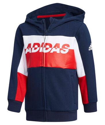 "adidas Performance - Jungen Kleinkind Fußball-Trainingsjacke ""Football"""