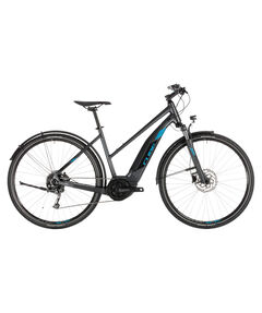 "Damen E-Bike ""Cross Hybrid ONE 400 Allround"" Trapez"