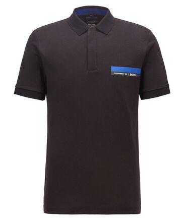 "BOSS - Herren Poloshirt ""Polston 21_PS"" Slim Fit Kurzarm"